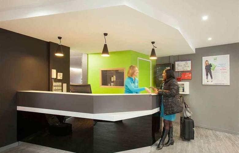 ibis Styles Reims Centre Cathédrale - Hotel - 2