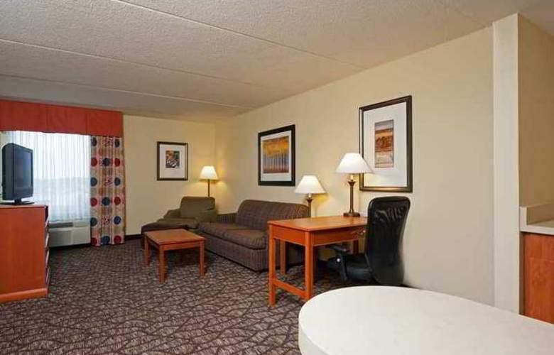 Hampton Inn Indianapolis- Carmel - Hotel - 3