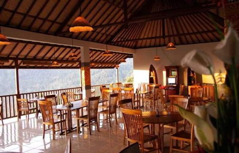 Munduk Sari Garden Villa - Restaurant - 5