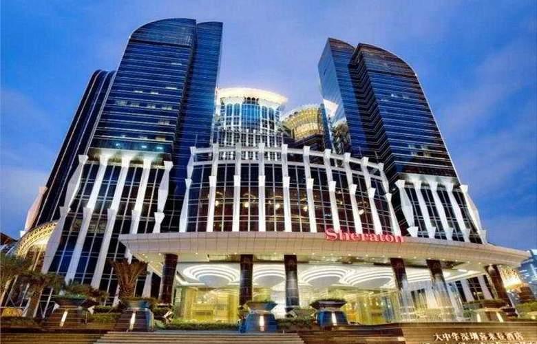 Sheraton Futian - Hotel - 0