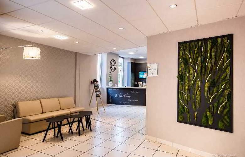 Quality Hotel Pau Centre Bosquet - General - 0
