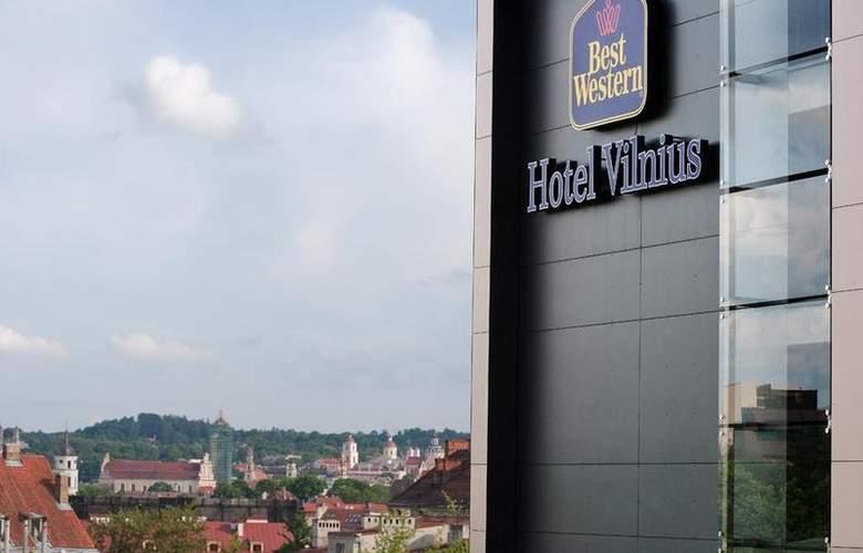 Best Western Vilnius - Hotel - 8