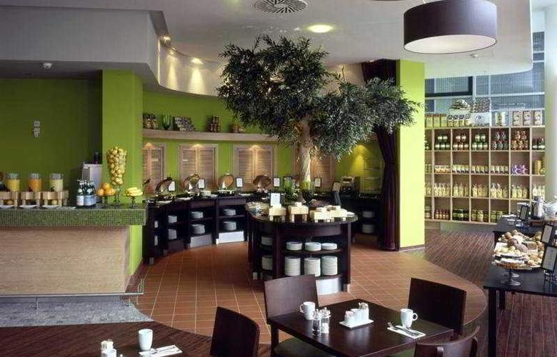 Courtyard by Marriott Berlin City Center - Restaurant - 6