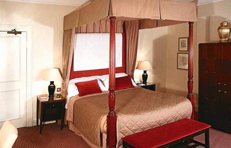 Mercure Brandon Hall Hotel & Spa - Hotel - 45