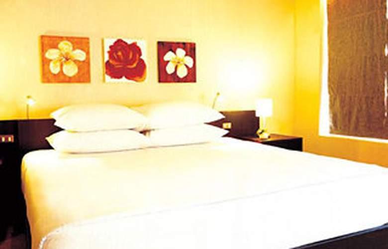 Tohsang City Hotel - Room - 6
