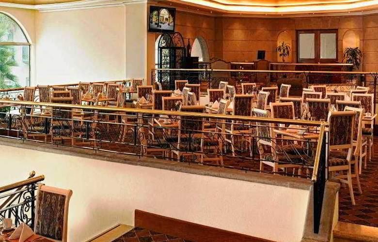 Camino Real Hotel & Suites Puebla - Restaurant - 21