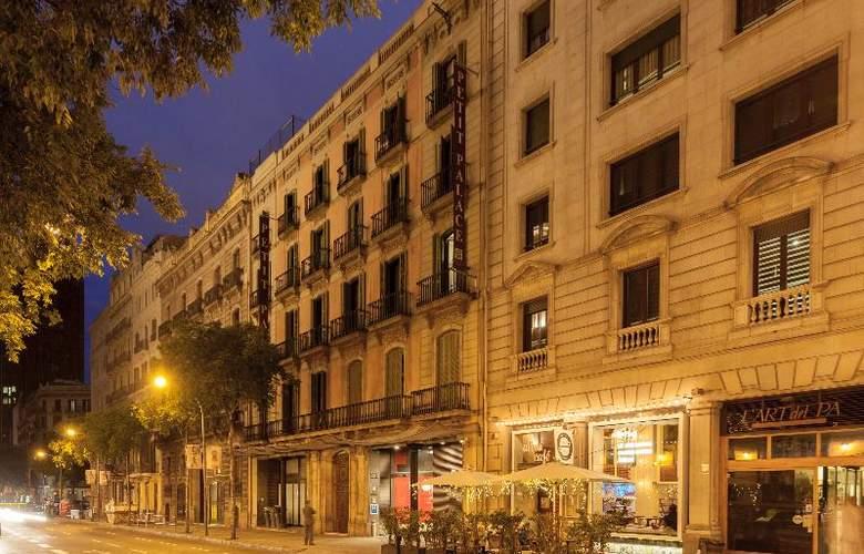 Petit Palace Barcelona Plus - Hotel - 11