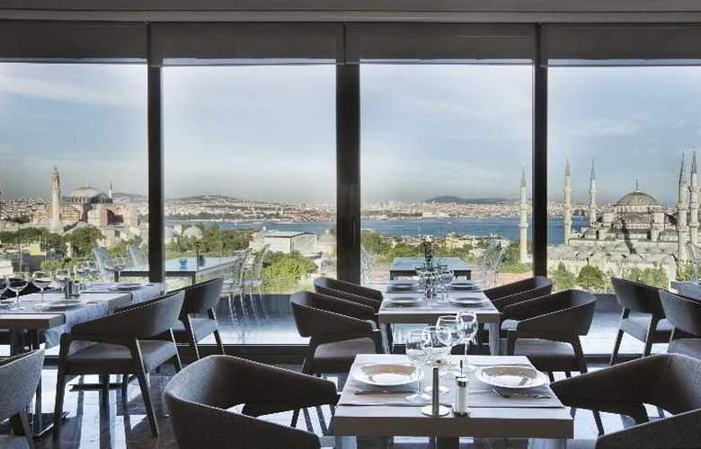 Arcadia Blue Istanbul Hotel - Restaurant - 25
