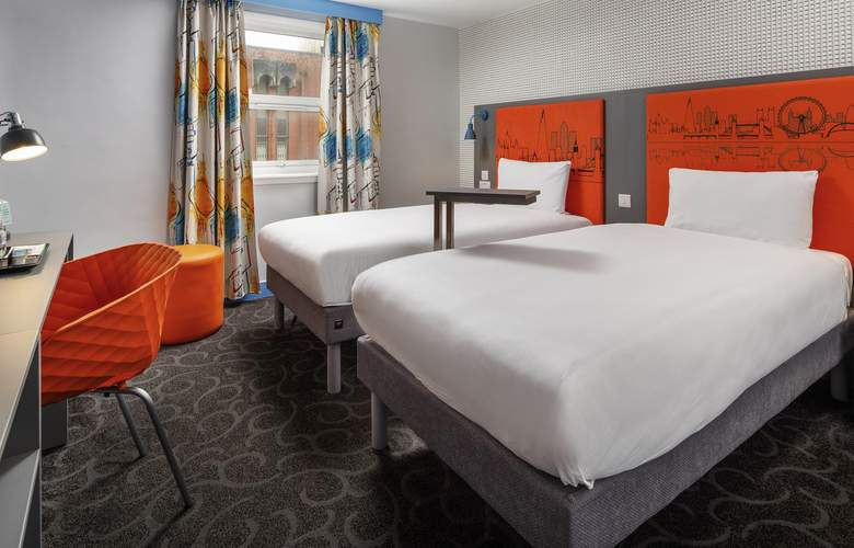 Ibis Styles London Croydon - Room - 2