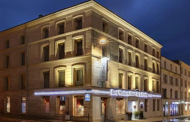 Best Western Hotel de la Breche - Hotel - 32