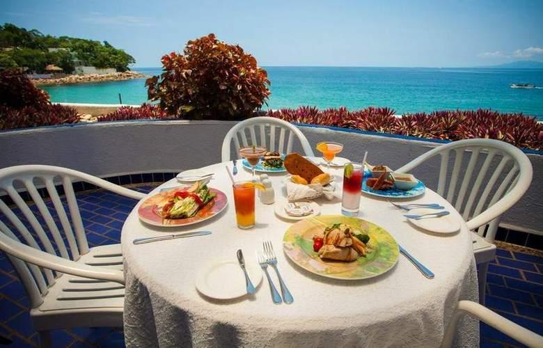 Grand Park Royal Luxury Resort Puerto Vallarta - Restaurant - 5