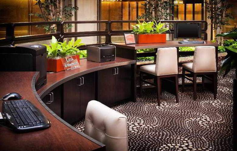 Sheraton Chicago O'Hare Airport Hotel - Hotel - 11