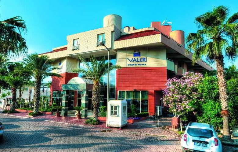 Valeri Beach Hotel - Hotel - 1