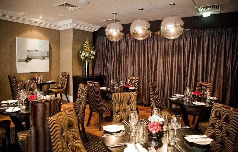 Fraser Suites Edinburgh - Restaurant - 4