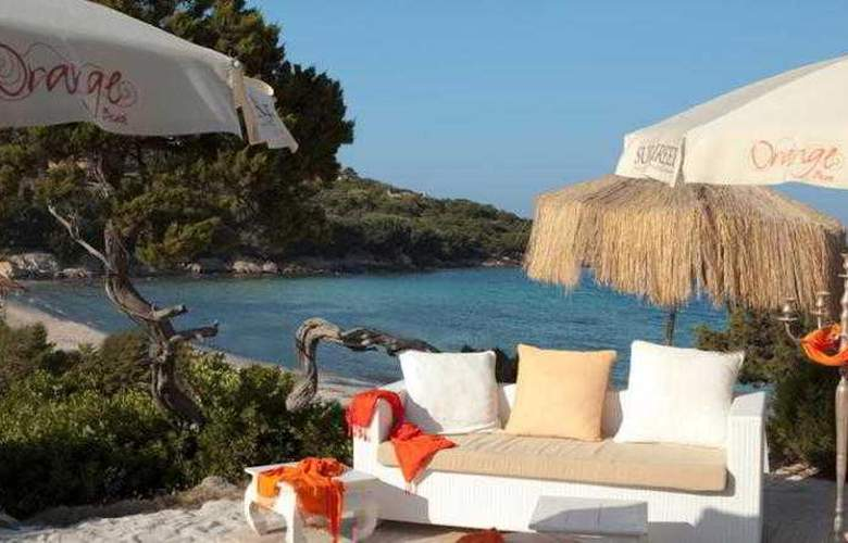 Grand Hotel In Porto Cervo - Terrace - 17