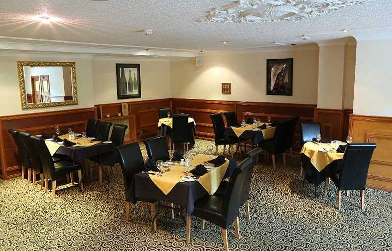 Maes Manor Country Hotel - Restaurant - 16
