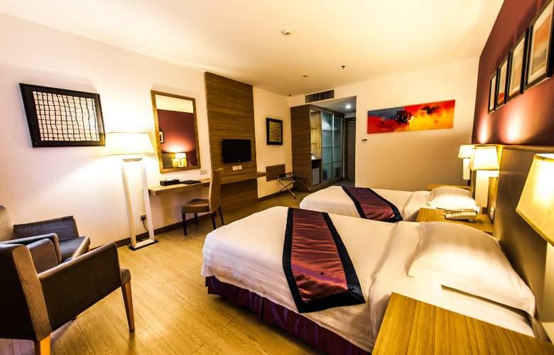 Badi'ah Hotel - Room - 15