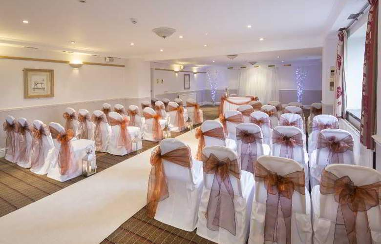 The Old Golf House Premier Wedding Venue - Conference - 3