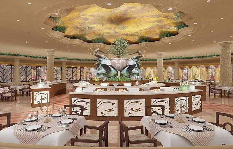 Caribbean World Resort - Restaurant - 8