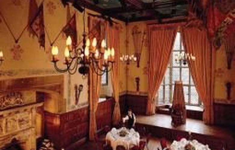 Redworth Hall - Restaurant - 7
