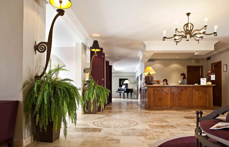 Best western Golf Hotel De Valescure - General - 3