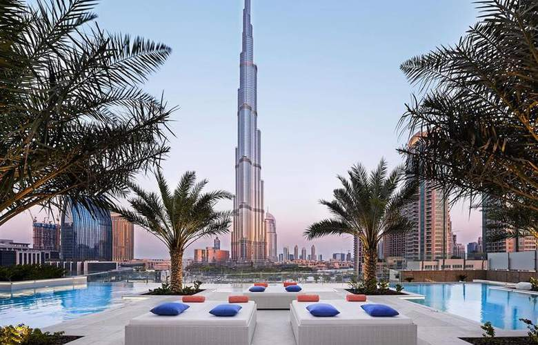 Sofitel Dubai Downtown - Hotel - 41
