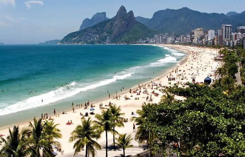 Sofitel Rio de Janeiro Ipanema - Hotel - 4