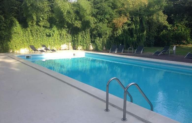Best Western Cristallo - Pool - 69