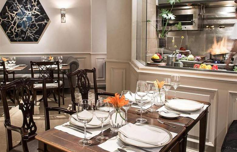 The Brick Hotel Buenos Aires MGallery by Sofitel - Restaurant - 5