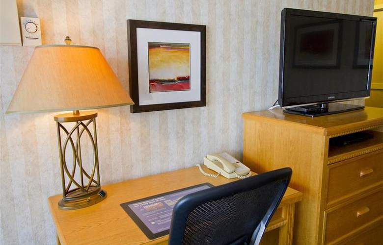 Best Western Plus Inner Harbour - Room - 151