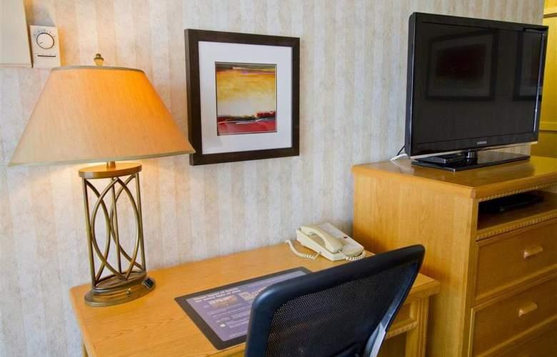 Best Western Plus Inner Harbour - Room - 23