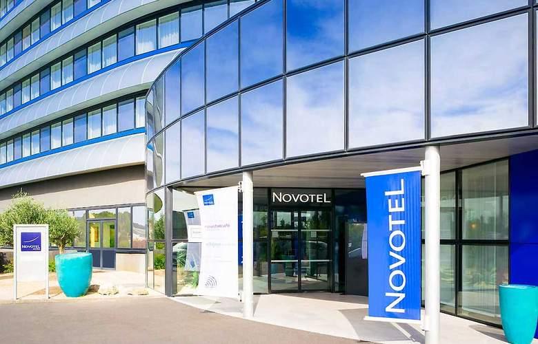Novotel Poitiers Site du Futuroscope - Hotel - 11