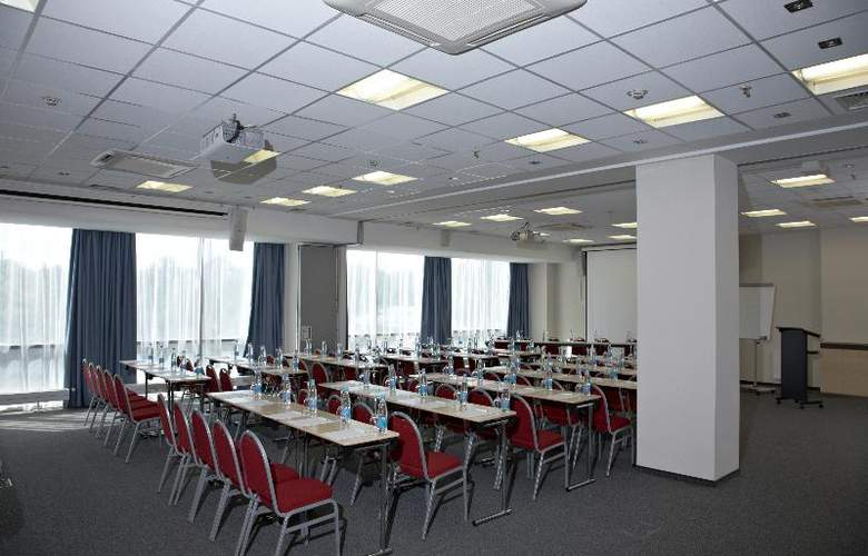 Holiday Inn Moskovskye Vorota - Conference - 4