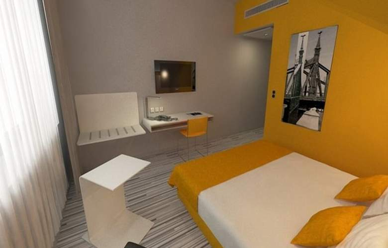 Park Inn by Radisson Budapest - Room - 10