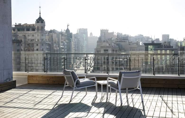 Hotel Barceló Torre De Madrid Desde 163 Madrid