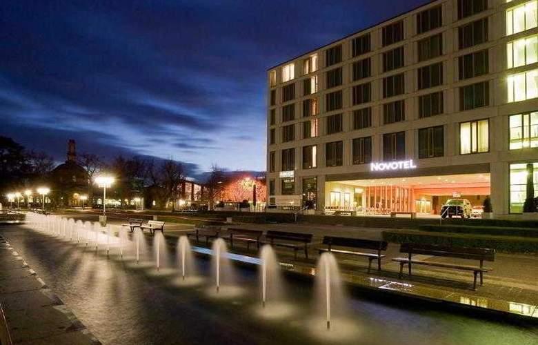 Novotel Karlsruhe City - Hotel - 9