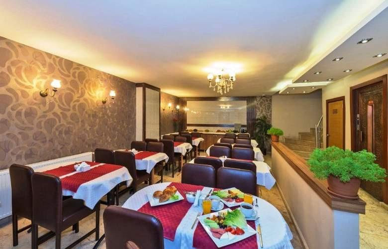 Erbazlar hotel - Restaurant - 6