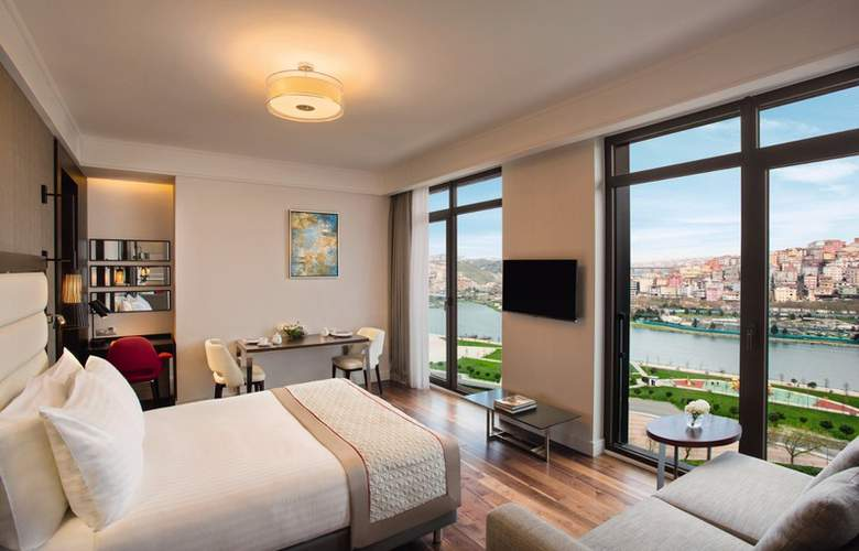 Mövenpick Istanbul Golden Horn - Room - 2