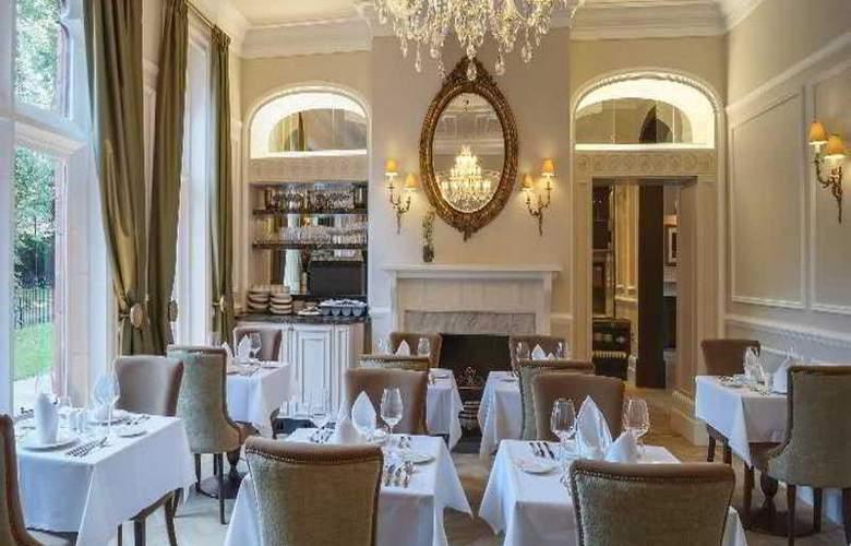 St Paul Hotel - Restaurant - 1