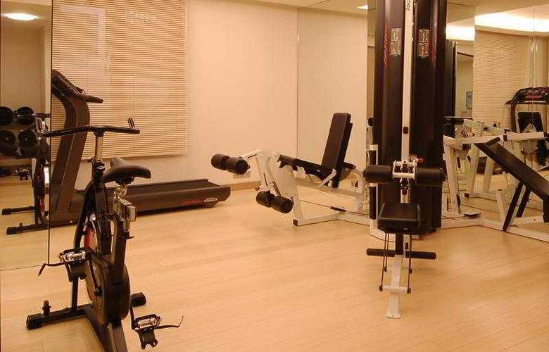 Mega Residence Hotel - Sport - 8
