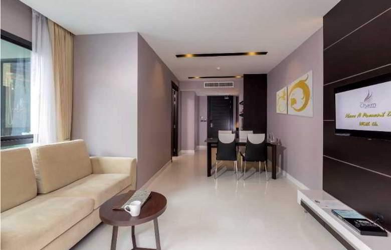 The Charm Resort Phuket - Room - 7