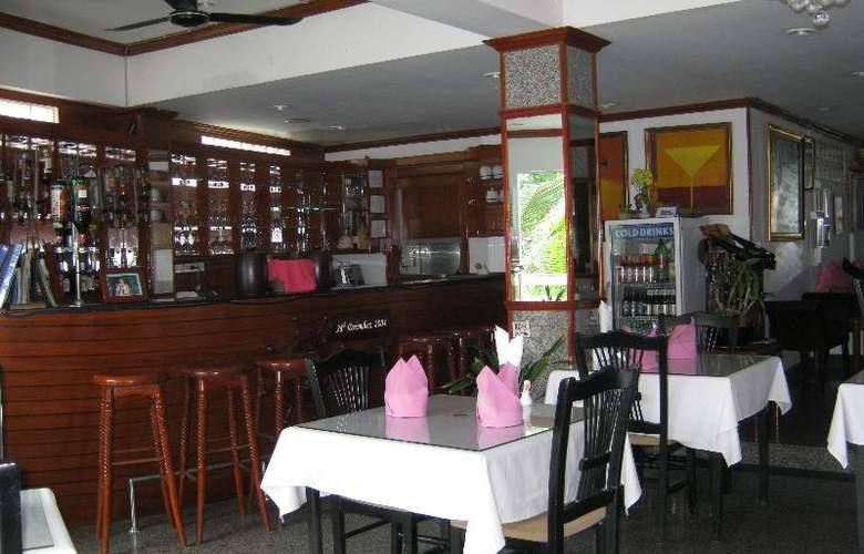 Orchid Hotel Kalim Bay Phuket - Restaurant - 14