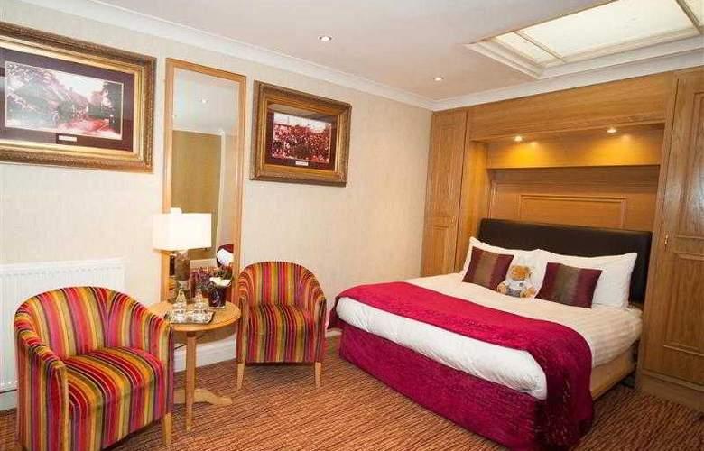 Best Western Fir Grove - Hotel - 32