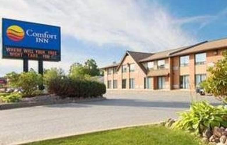 Comfort Inn (Bridgewater) - Hotel - 0