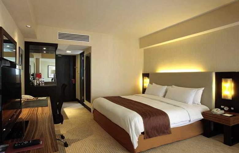 Traders Hotel Manila - Room - 3