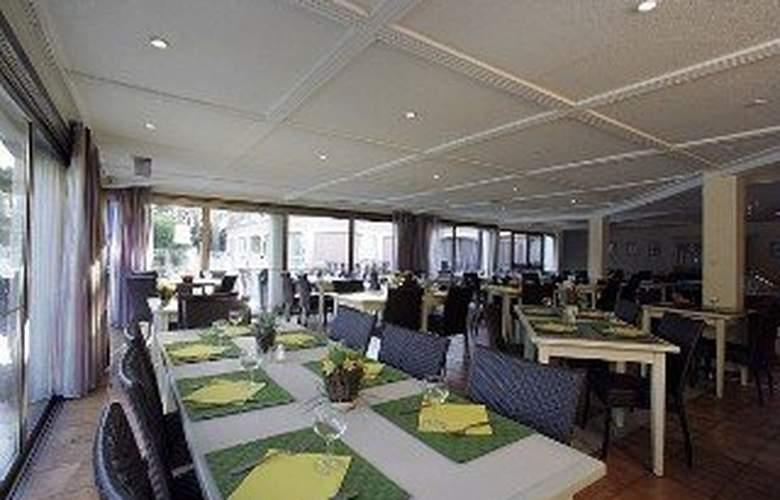 Residence Saint-Raphael Valescure - Restaurant - 0