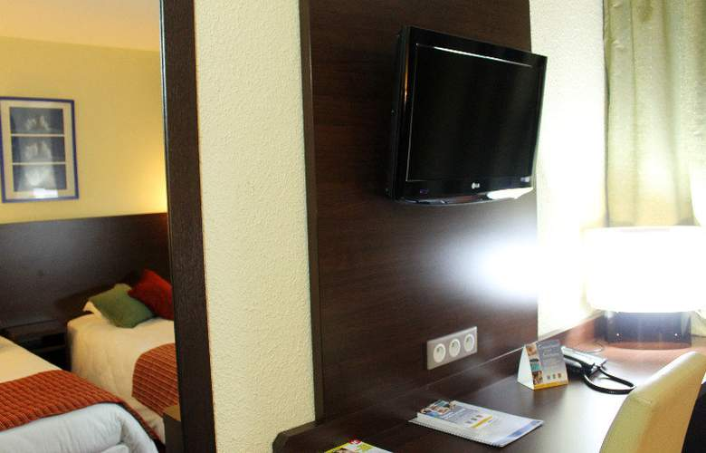 Comfort Hotel Paris Orly - Room - 9