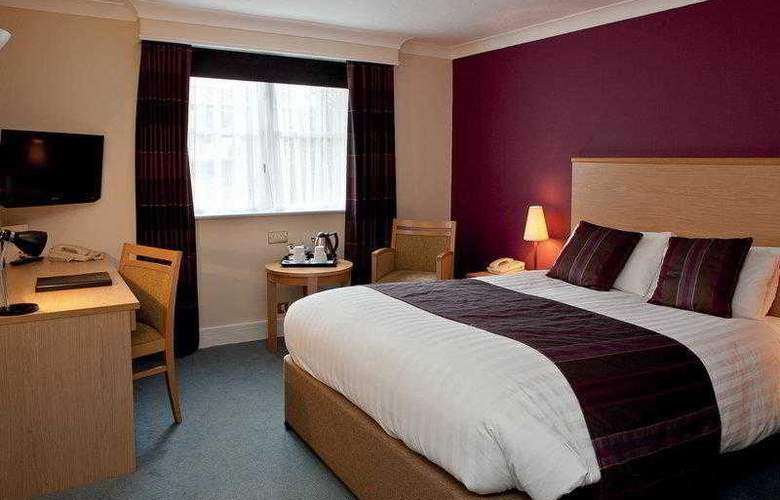 Best Western Chilworth Manor Hotel - Hotel - 52