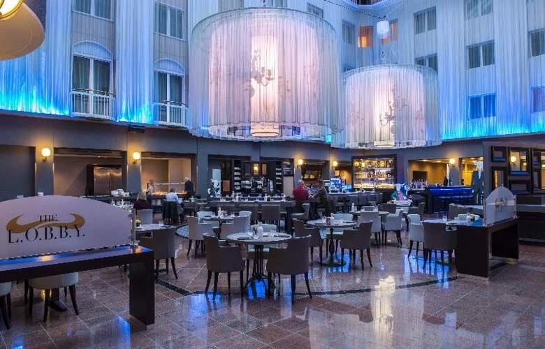 Radisson Blu Hotel Bremen - Restaurant - 17
