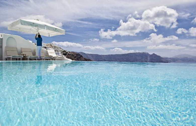 Andronis Suites - Pool - 6
